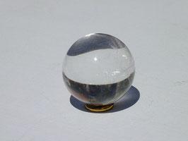 Boules en cristal de roche