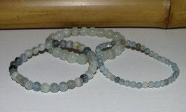 Bracelets en aigue-marine