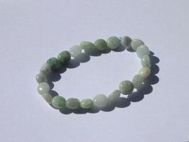 Bracelets en jade (irréguliers)