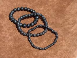 Bracelets en pierre de lave