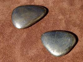 Pyrite en palets roulés
