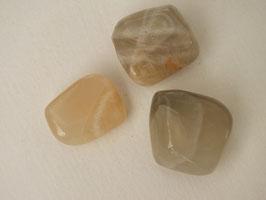 Pierre de lune nacrée en pierres roulées