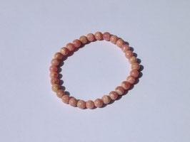 Bracelets en rhodochrosite