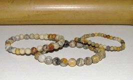 Bracelets en agate crazy lace