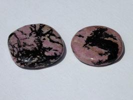 Rhodonite en palets roulés