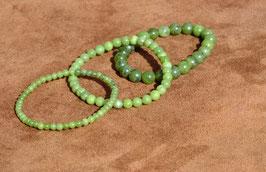 Bracelets en jade néphrite