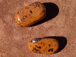 Obsidienne acajou en pierres roulées