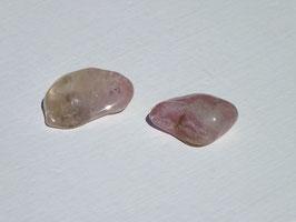 Tourmaline rose en pierres roulées