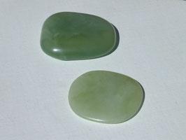 Jade en palets roulés