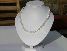 Collier en perles de culture d'eau douce (B065)