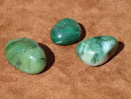 Prase en pierres roulées