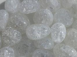 Cristal iris en pierres roulées