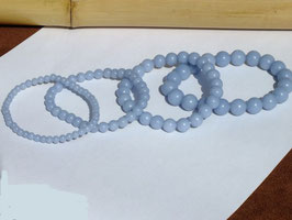 Bracelets en angélite