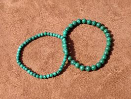 Bracelets en malachite