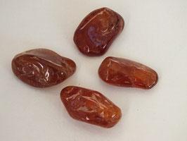 Hessonite en pierres roulées