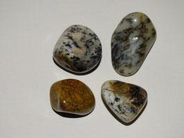 Opale mousse en pierres roulées