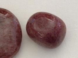 Muscovite en pierres roulées