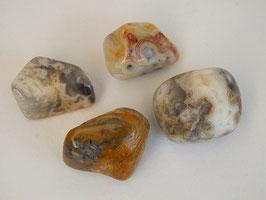 Agate crazy lace en pierres roulées