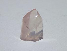 Pointes taillées en quartz rose