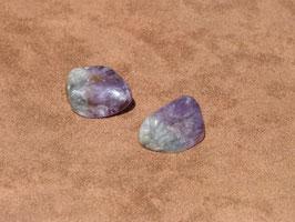 Améthyste cacoxénite en pierres roulées
