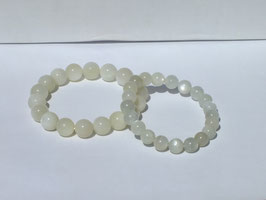 Bracelets en pierre de lune