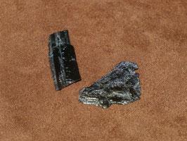 Hématite brute (feuille)