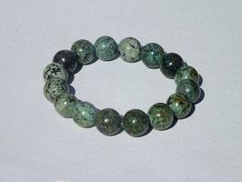 Bracelets en turquoise africaine