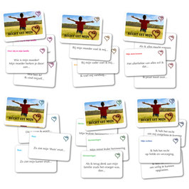 Gesprekskaarten Recht uit mijn HART versie kinderen