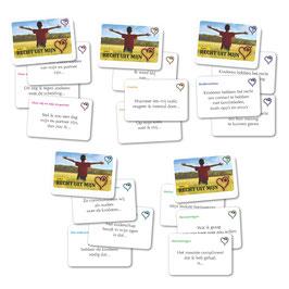 Gesprekskaarten Recht uit mijn HART versie ouders