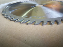 250z60 - TCT Circular Saw Blades for Wood - Cross-cut (Good finish)
