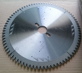 "250 - TCT circular saw blades for ""Corian"" - High finish grade"