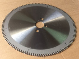 N°5 TCT circular saw blades for PVC glazing beads - 250