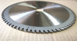 250 - TCT circular saw blades for metal - Saw Blades for Aluminium profiles