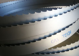 6100x34x0,9 - Bimetal Band Saw blades for Wood - Professional Line - High Performance