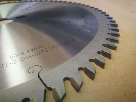 300z72 - TCT Circular Saw Blades for Wood -  Cross-cut (Good finish)