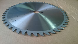 250 - TCT circular saw blade for wood - Rip-cut and Cross-cut