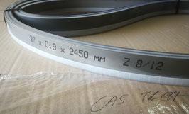 2450x27x0,90 - N°2 Bi Metal Band Saw Blade for Iron cutting