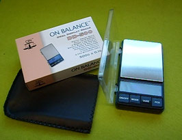 On Balance DD-500 Scale 500g x 0.1g