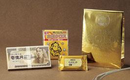 【送料無料】ゴールド福袋 金運3点セット 268円×50個【最安値】