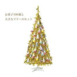 【最安値】クリスマスお菓子ツリー