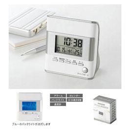【最安値】デジタル電波時計【名入れ可能】