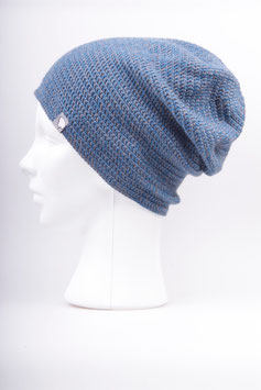MERINO MELANGE THIN ARCTICBLUE-GREY