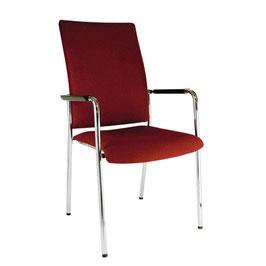 Stahlrohr-Stuhl Modell 391 H