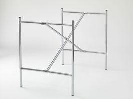 Tischgestell E2 - Mittige Verstrebung - MEDIUM