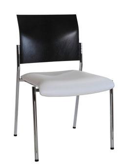 Stahlrohr-Stuhl Modell 390