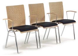 Stahlrohr-Stuhl Modell 103