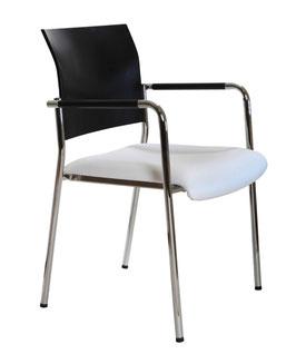 Stahlrohr-Stuhl Modell 391