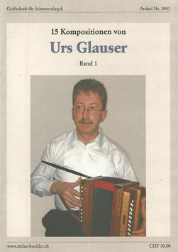 Noten Band 1 - Urs Glauser