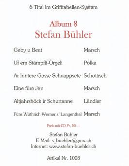 Stefan Bühler Album 8