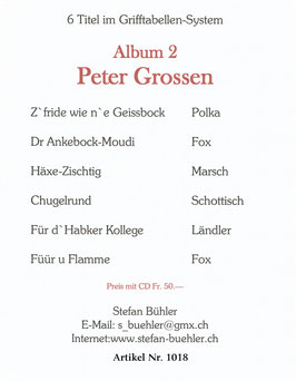 Peter Grossen  Album 2